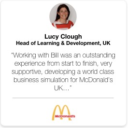 Lucy Clough Simulation Studios Recommendation